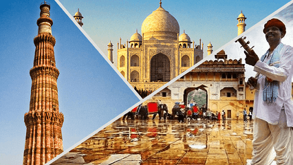 Delhi Agra and Jaipur in 3 Days – Golden Triangle Tour India