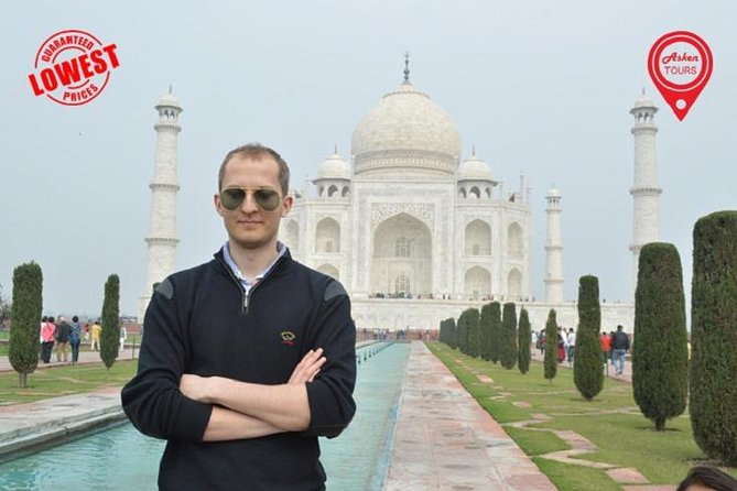 Guided Private Tour of Agra from Delhi