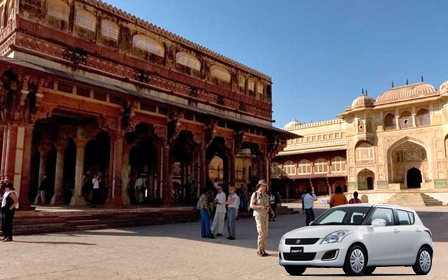 Private Day Tour of Jaipur City from Delhi by Car – All Inclusive
