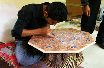 Marble Artisans Workshop Visit