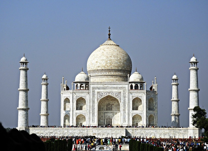 Famous city in India