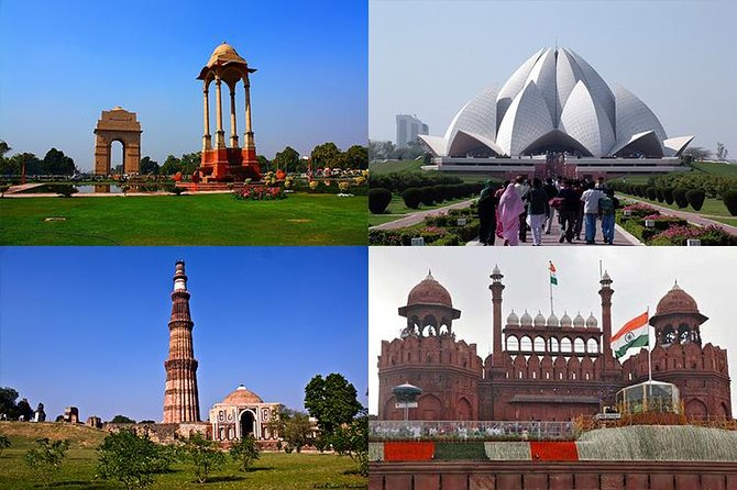5 Nights & 6 Days Golden Triangle Tour