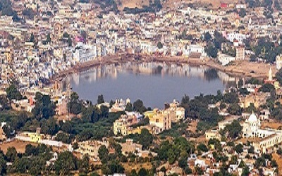 Golden Triangle Tour With Pushkar City – 7 Days